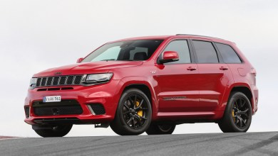 Photo of Jeep UK Announces Pricing For Jeep Grand Cherokee Trackhawk: