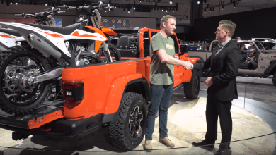 2020 Jeep Gladiator Overview