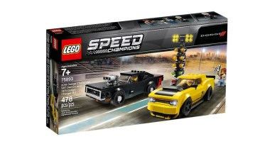 Photo of Lego Brings The 2018 Dodge Challenger SRT Demon and 1970 Dodge Charger R/T To The Masses: