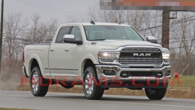 Photo of 2019 Ram 2500 Limited VS 2020 Chevrolet Silverado 2500HD High Country: