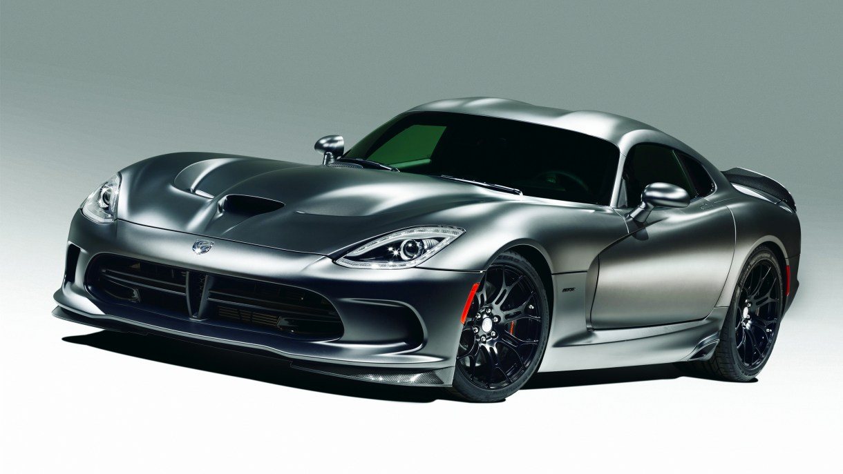 We Look At A Dozen Of The Best GEN V Dodge Viper Special