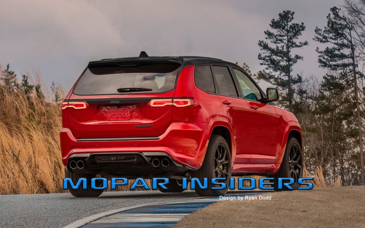 Could This Be The Next Generation Jeep Grand Cherokee