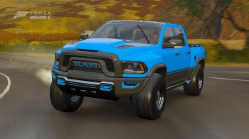 Ram 1500 Rebel TRX Concept in Forza Horizon 4 - Fortune Island. (MoparInsiders).