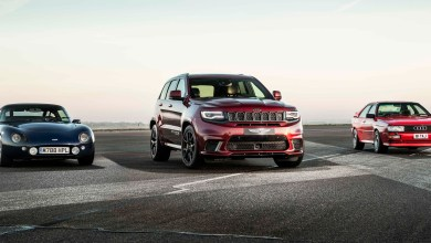 Photo of Jeep UK Pins The Trackhawk Against Some Of The Popular Former Sport Car Greats: