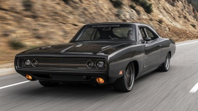 Photo of SpeedKore Builds A Carbon Fiber Demon-Powered 1970 Dodge Charger: