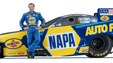 Photo of NAPA Auto Parts Signs Up For Multi-Year Extension With Ron Capps: