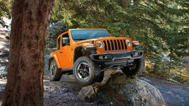 "Photo of Jeep® Wrangler Rubicon Wins FOUR WHEELER ""2019 SUV of the Year:"