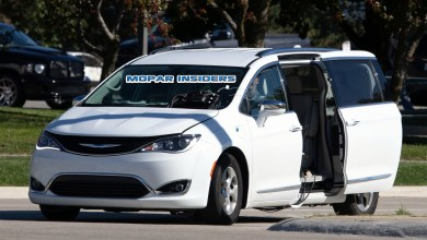 Photo of Chrysler Introducing Self-Driving Pacifica Hybrid To The Masses: