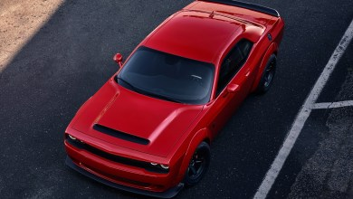 Photo of Dodge Challenger SRT Demon Featured On The Grand Tour: