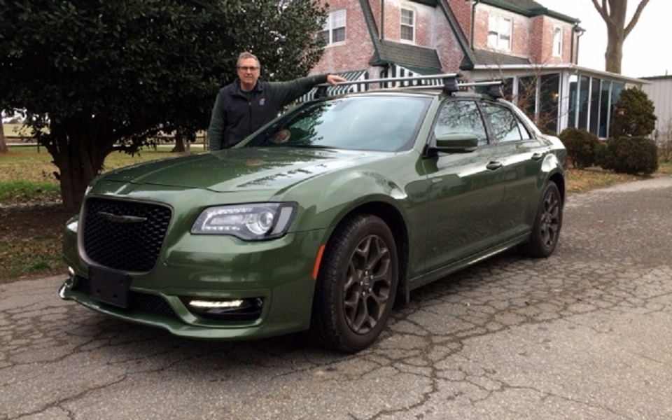 One Man, And His Mission To Save The Chrysler 300: - Mopar