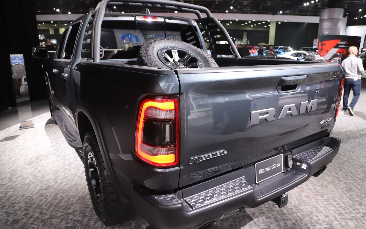 5thGenRams Looks At The Mopar-Modified 2019 Ram 1500 Rebel