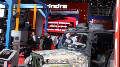 Photo of Lawsuit Didn't Stop Mahindra From Bringing Roxor To NAIAS: