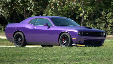 Photo of SPOTTED: 2019 Dodge Challenger R/T Scat Pack 1320 in Plum Crazy: