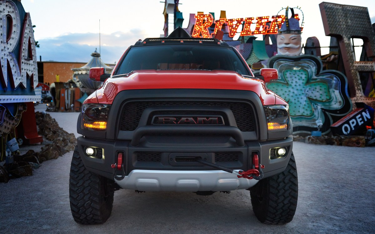 Inside Design: Ram Macho Power Wagon Concept: