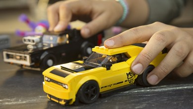 Photo of LAST CHANCE: LEGO Speed Champions Giveaway: