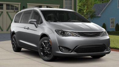 Photo of Pacifica Named 'Family Car of the Year' By Cars.com: