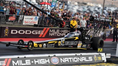 Photo of Dodge Expands Sponsorship Of Mile-High NHRA Nationals Presented by Pennzoil: