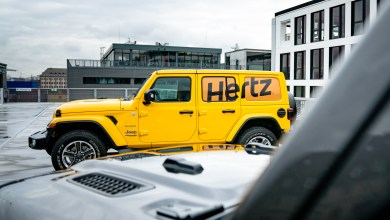 Photo of Hertz Partners With Jeep® To Offer Wranglers In Germany: