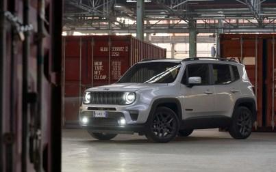 Euro-Spec 2019 Jeep Renegade S. (Jeep).