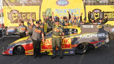 Photo of Matt Hagan Takes HELLCAT Funny Car To Victory In Arizona: