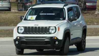 Photo of Jeep Getting Ready To Launch Two New Hybrid Models?