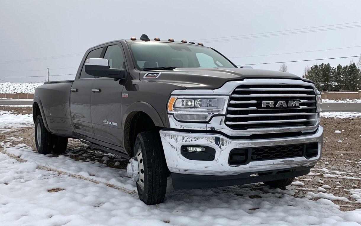Dodge Ram 3500 Dually >> First Drive 2019 Ram 3500 Laramie Longhorn Dually Mopar Insiders