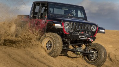 Photo of Jeep® Gladiator to Compete King of the Hammers Desert Off-Road Race: