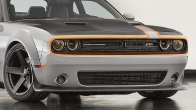 Photo of Inside Design: 2015 Dodge Challenger GT AWD Concept: