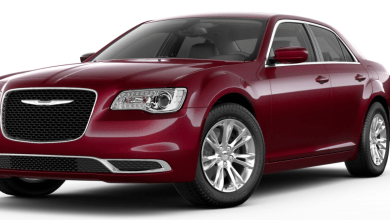 Photo of 2019 Chrysler 300 Touring L: Options & Packages: