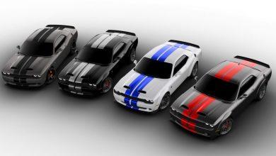 Photo of Challenger SRT HELLCAT & HELLCAT Redeye Get New Stripe Options: