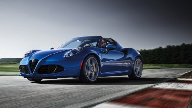 Photo of Alfa Romeo Releases Details On Limited Edition Of The 4C Spider: