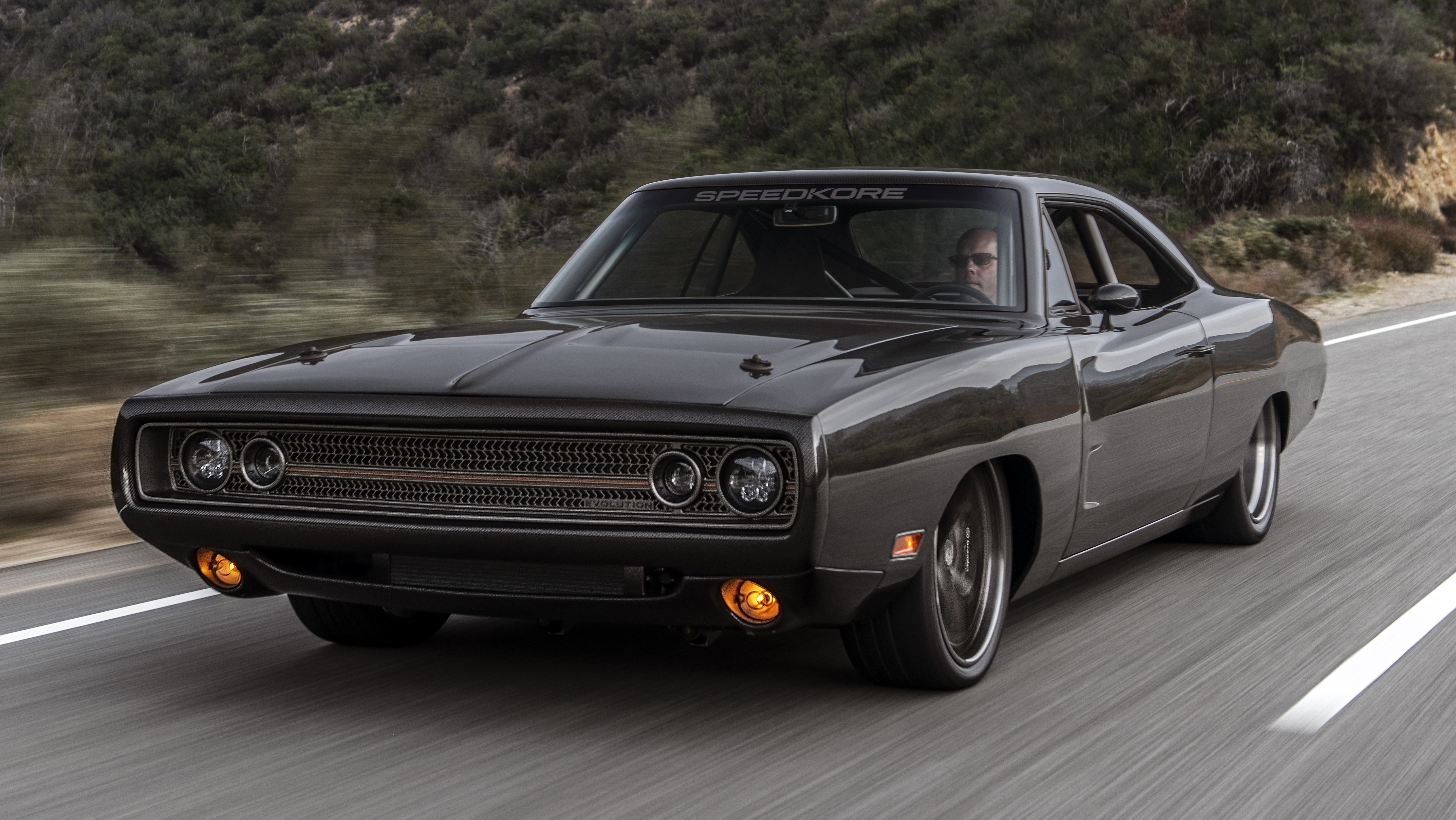 SpeedKore's Dodge Charger Evolution Featured On