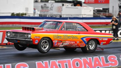 Photo of Jimmy Daniels Wins Third Consecutive Win in HEMI® Challenge: