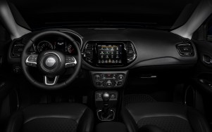 Euro-Spec 2019 Jeep Compass Night Eagle Special Edition. (Jeep Europe).