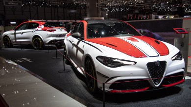 Photo of Alfa Romeo Introducing Alfa Romeo Racing Edition Quadrifoglio Models: