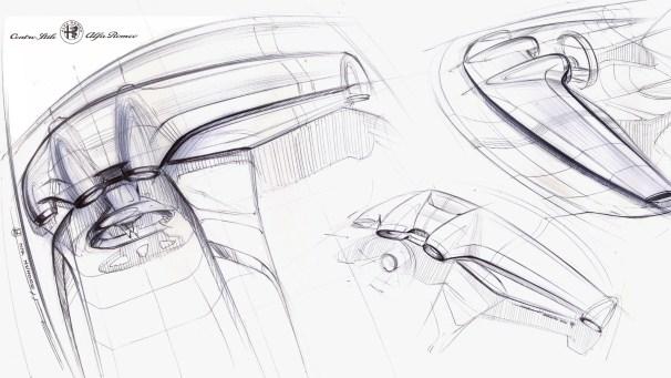 2019 Alfa Romeo Tonale Concept. (Alfa Romeo).
