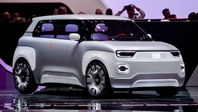 Photo of Fiat Concept Bring Full Customization And Electric Power To The Entry Market: