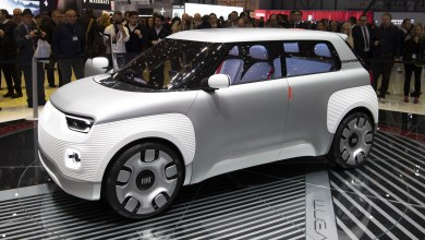 Photo of FIAT's Fully Customizable Concept Electric Car Arrives In North America: