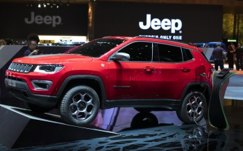Jeep Compass Trailhawk PHEV. (Jeep Europe).