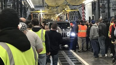 Photo of 2020 Jeep® Gladiator Production Starts In Toledo: