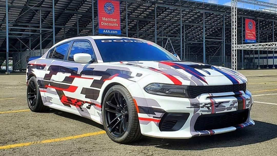 OFFICIAL: Charger Widebody Design Concept To Debut At Spring Fest 14: