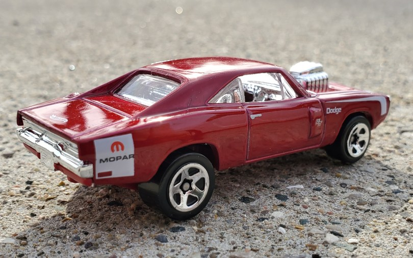 Mopar Hot Wheels '70 Dodge Charger R/T. (MoparInsiders).