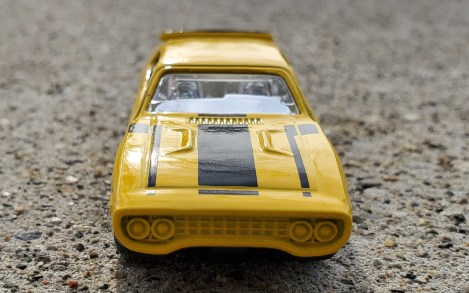 Mopar Hot Wheels '71 Plymouth Road Runner. (MoparInsiders).