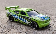 Mopar Hot Wheels Dodge Charger Drift. (MoparInsiders).