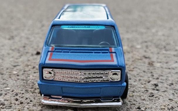 Mopar Hot Wheels Custom '77 Dodge Van. (MoparInsiders).