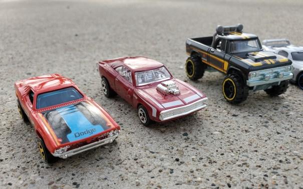 Mopar Hot Wheels Collection. (MoparInsiders).