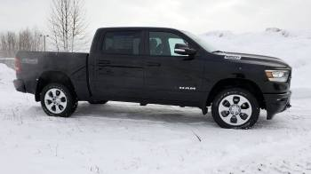 Canadian 2019 Ram 1500 Big Horn North Edition. (Frontier Chrysler Dodge Jeep Ram Ltd.).