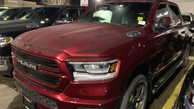 Photo of Ram Quietly Introduces Big Horn Sport Model For Canada: