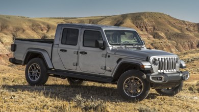 Photo of Jeep® Gladiator Ordering Is Now Open For The Canadian-Market: