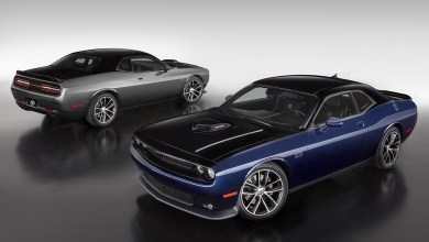 Photo of Inside Design: Dodge Challenger Mopar '17 Limited Edition: